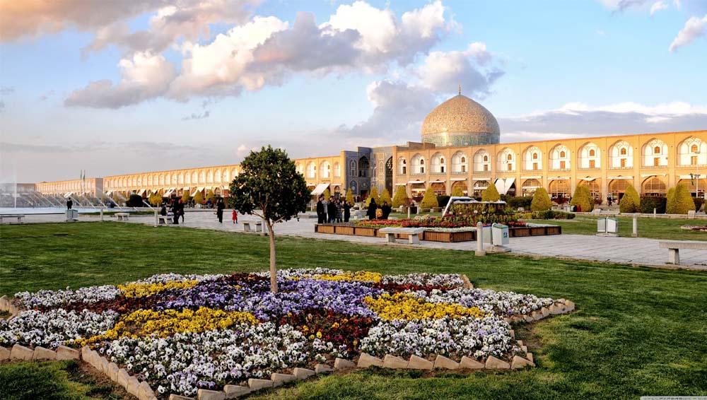 #Iran Reisen PKW Isfahan4 #Alireza Fathi Privat Reisen IRAN#
