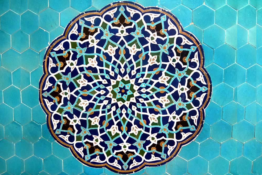 #Iran Reisen PKW Yazd1#